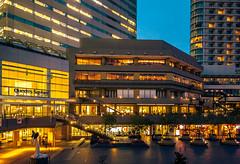 Queen's Mall, Yokohama (Arutemu) Tags: street city urban streets japan canon asian japanese asia cityscape view vista  yokohama kanagawa  japonesa japon  japones ville  japonais          japonaise   eos50d