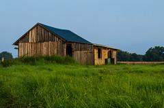 Feldscheune - Barn (Der Gnurz) Tags: field barn landscape stall landschaft scheune feldscheune