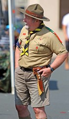 Brighouse 1940s Weekend 2016 - KV8A9343 (grab a shot) Tags: uk england man canon vintage eos war uniform outdoor yorkshire wwii scout 1940s ww2 reenactment westyorkshire worldwar2 oldfashioned livinghistory brighouse 2016 calderdale warweekend 7dmarkii