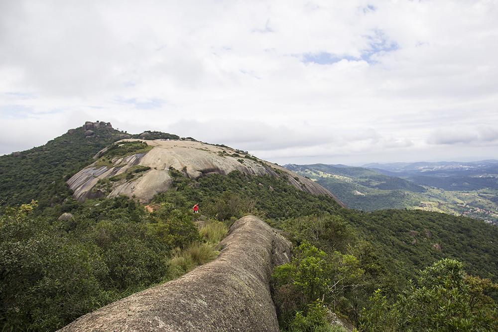 Trilha da Pedra Grande - quase chegando na Pedra Grande