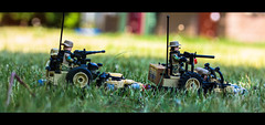 Stop motion video? Why not? (Nh Nguyn ng Thanh) Tags: army lego cinematic moc
