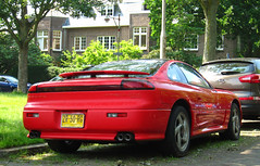 1991 Dodge Stealth 3.0 V6 R/T Turbo (rvandermaar) Tags: 30 turbo stealth dodge 1991 rt v6 dodgestealth sidecode4 zr50rg