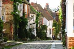 A small corner of England. (john a d willis) Tags: england kent rye independence mermaidinn