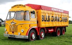Foden S20 Kenneth Wilson Eight Wheel Bulk Gran Tipper Leeds XYY251 Frank Hilton IMG_3132 (Frank Hilton.) Tags: bus classic car vintage bedford lorry trucks erf morris tractors albion commercials foden atkinson aec fergy