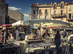market day in forcalquier (jody9) Tags: france market provence forcalquier