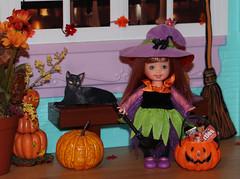 Halloween 2015 IMG_3847 (Creative.Gal.62) Tags: fall halloween ken barbie tommy kelly diorama