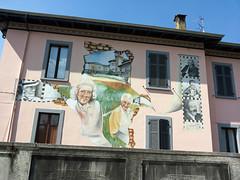"Legro ""Paese dipinto"" (frank28883) Tags: murales lagodorta muridipinti ortasangiulio legro"
