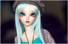 Deri (Einwegherz) Tags: girl slim bjd fairyland abjd msd minifee rheia