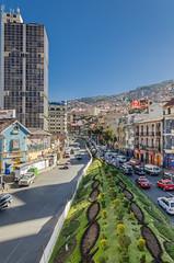 Centro de La Paz (Andrs Photos 2) Tags: streets bolivia ciudad lapaz calles altiplano sudamerica elalto lasbrujas
