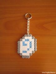 portachiavi_hearthstone (Nhenya) Tags: hearthstone games videogames pixel cards carte portachiavi keychain hamabeads hama perler beads