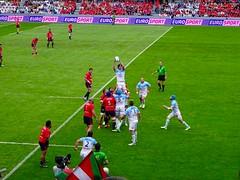 DSC00716 (melobatz) Tags: rugby ernest finale stade wallon prod2 aviron aurillacois boayonnais