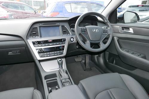 2014 Hyundai Sonata (LF MY15) Premium sedan