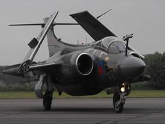 HS Buccaneer - XW 544 @ Bruntingthorpe - May 2016 (Andy Reeve-Smith) Tags: leicestershire rollsroyce blackburn raf hs s2 buccaneer spey royalnavy royalairforce hawkersiddeley bruntingthorpe leics xw544 coldwarfastjetstaxiday