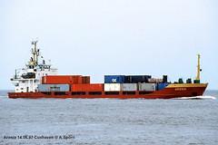 Arosia (andreasspoerri) Tags: corvette cuxhaven antiguabarbuda elsebeth generalcargo sietas arosia ecodao imo7615024