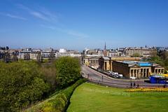 Edinburgh (stonetemplepilot5) Tags: city sky scotland edinburgh sony capital ngc nationalgallery concordians a6000 sonya6000 flickrsonyaward