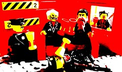 Stalin, Marx, Engels, Trotsky, & Lenin [CommieBlocks] (SuperLushFeverDream) Tags: lenin red party history poster toy toys lego russia propaganda political politics wwii agitprop communist communism trotsky soviet revolution legos marx leftist socialist historical minifig minifigs bolsheviks russian revolutionary vignette posterized marxism socialism stalin coldwar sovietunion antifascist ussr leftwing marxist cccp hammerandsickle engels redarmy mocs hammersickle moc antifa communistparty minifigures trotskyism soviets legovignette leftism commieblocks marxismleninism historicallego