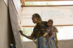 UN Women Humanitarian Work with Refugees in Cameroon (UN Women Gallery) Tags: french education refugee joy class language integration humanitarian helping cameroon cameroun literacy resettlement empowerment wps 1325 centralafricanrepublic genderequality adultliteracy unwomen onufemmes planet5050