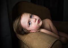 51| 100 (trois petits oiseaux) Tags: kids lowlight shadow portrait child quiet