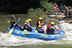 River Running (Patricia Henschen) Tags: sports water river colorado whitewater salida raft arkansasriver rafter fibark salidacolorado