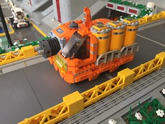 Jump Truck (Bonus Bucharest) (Keith Goldman) Tags: lego action bucharest oprah diorama boilerplate harpo