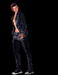 Full Body: Severance (LX Elite Modeling SL) Tags: model modeling secondlife sev portfolio ceratoll lashayxyshay