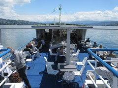 On board and on the lake (cohodas208c) Tags: cruise onboard pleasant topdeck lakezurich pfannenstiel