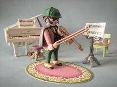 (Gonzalo Conde Sez) Tags: toys juguetes holmes sherlock playmobil