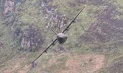 C130 (ashperkins) Tags: wales airplane hercules c130 lowflying machloop wingwednesday