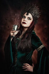 Murder of Crows (Azadeh Brown) Tags: wedding tiara green girl beauty fairytale dark painting bride persian model opera dress princess theatre cosplay vampire balcony gothic goth goddess royal folklore worldofwarcraft medieval queen elf lotr vogue fantasy femmefatale crown celtic gown elegant middleages robinhood theatrical regal alternative larp superstitious pagan maidmarian preraphaelite damsel evilqueen gothchick darkelf margamcastle anneboleyn persianbeauty arthurian gameofthrones grimmfairytales gothicart preraphalite gothicqueen persianprincess persianmodel gothbeauty celticlady persianqueen persianvampire