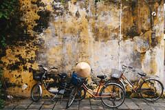 Streets of Hi An (desomnis) Tags: street travel urban bike bicycle asia southeastasia decay streetphotography bikes vietnam hoian urbanexploration travelphotography hian centralvietnam sigma35mm canon6d desomnis