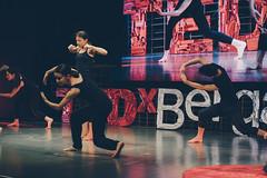 Arianna Cavallo e Lorenzo Borelli (TEDxBergamo) Tags: tedx bergamo talk conference event philosophy dance dancing