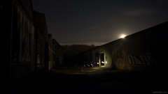 Nuit glaciale (urbartho) Tags: lune nuit toiles