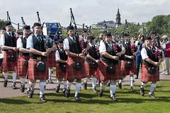 Here they come (donachadhu) Tags: worldpipebandchampionship glasgow scotland sonya700