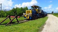 VRR SSP110SW_20160702_004_op zijspoor station Uitgeest (PieterBeverwijk) Tags: netherlands sylvester nederland uitgeest volkerrail ssp110sw stationuitgeest pnm