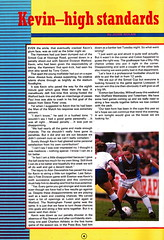 West Ham United vs Liverpool - 1988 - Page 4 (The Sky Strikers) Tags: road park west cup liverpool magazine one official united ham to pound wembley upton littlewoods matchday