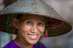 Vietnam: portrait; ethnie des Lolo Noir. (claude gourlay) Tags: portrait people face asia retrato vietnam asie ethnic ritratto indochine caobang tonkin baolac ethnie minorit claudegourlay lolonoir