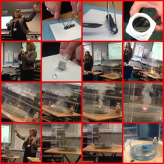 Mrs Brindleys year 9 lesson today, Alkali metals (Stretford High School) Tags: email welldone