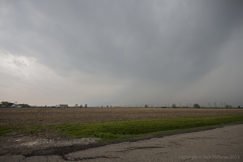 "Weak Supercell Approaching Milton • <a style=""font-size:0.8em;"" href=""http://www.flickr.com/photos/65051383@N05/8726607119/"" target=""_blank"">View on Flickr</a>"