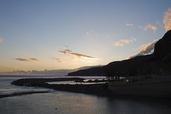 Sunset at Ribeira Brava (konceptsketcher) Tags: sunset pordosol sea portugal island photography mar madeira ilha ribeirabrava 2013 canon1100d konceptsketcher