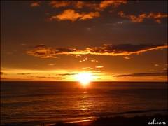 Amanece (celicom) Tags: costa naturaleza agua amanecer cantabrico amariña costalucense