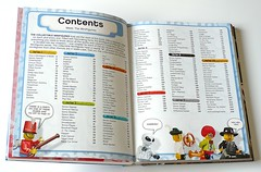 LEGO Minifigures Character Encyclopedia 03 (noriart) Tags: lego character encyclopedia minifigures