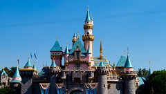 Sleeping Beauty Castle (Hilary_JW) Tags: castle disneyland anaheim sleepingbeauty themeparks disneylandpark