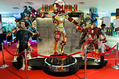 Iron Man 3 (2013) - 151 (jasonlcs2008) Tags: toy toys singapore ironman tony marvel stark hottoys 2013 2470mmf28g ironman3