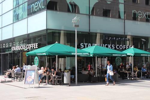 Starbucks Centrum Galerie Dresden