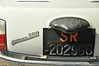 Italian icon, Fiat 500, Siracusa