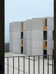 Salk Institute (faasdant) Tags: salk institute for biological studies 1963 louis kahn architect lajolla california ca research laboratory pacific ocean seaside modern architecture minimalist brutalist beton brut sitecast reinforced concrete travertine teak wood water plaza