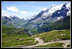 GR 50-54 / Plateau D'Emparis - Lac Érié (Warren Qc) Tags: white lake snow france alps ice grave montagne alpes lac neige blanc moutain glace oisans massif randonnée meije