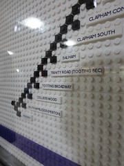 Old names (socarra) Tags: underground lego map circus tube piccadilly 150 diagram picadillycircus