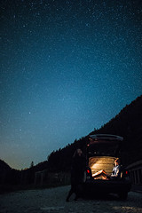 (gerg) Tags: sky mountains alps night stars austria sterreich astrophotography milkywaygalaxy