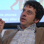 George Monbiot at the Book Festival in 2007